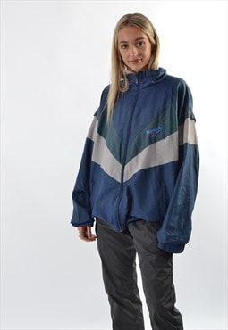 Blue Reebok Retro Track Jacket GTJ3856