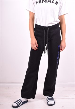 CHAMPION WOMENS VINTAGE TRACKSUIT TROUSERS W28 L30 90'S