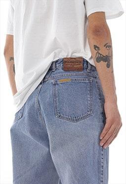 Vintage EDWIN Jeans 90s Blue