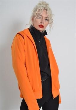 Vintage Puma Tracksuit Jacket Orange