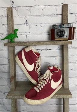 Nike Blazers Trainers UK Size 10