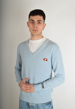 Vintage Ellesse Jumper Made in Italy (2665)