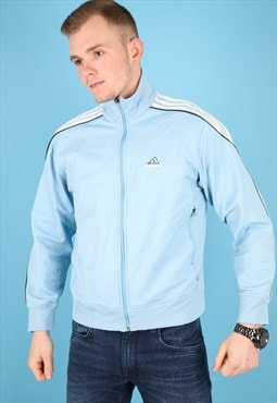 Vintage Adidas Track Jacket in Blue NJ479