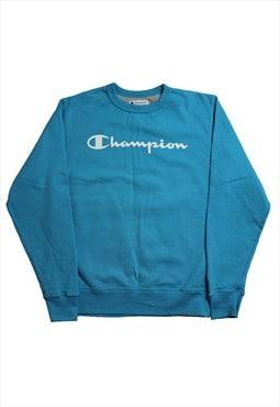 Champion Blue Sweater