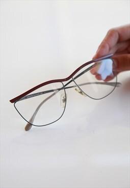 Vintage AF Alberta Ferretti Eyewear. Made in Italy