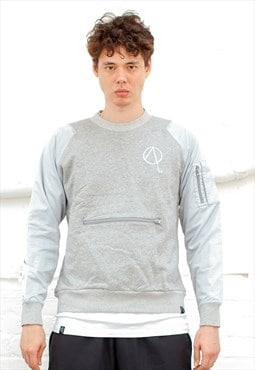 Buzzsaw Tech Sweat - Grey