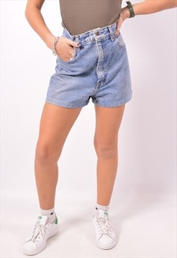 Vintage Levi's Denim Shorts Blue