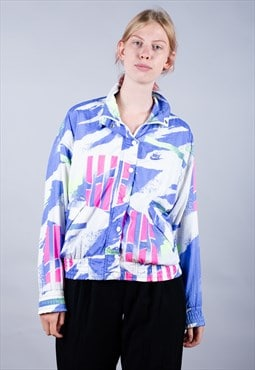 Rare 90's Nike Multi Colour Track Jacket - B1307