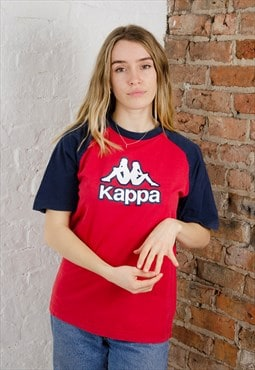 Vintage Kappa Red T-shirt