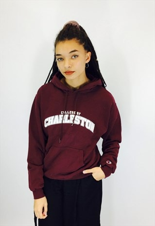 CHAMPION USA CHARLESTON COLLEGE HOODIE
