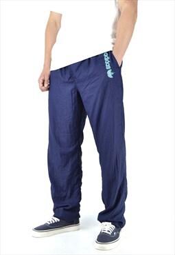 90s Vintage Adidas Nylon Pants