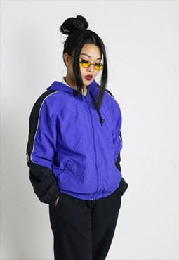 NIKE Vintage Tracksuit sports  Top  / zip up