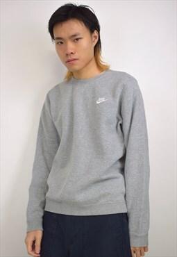 Vintage 90s Nike Grey Sweatshirt