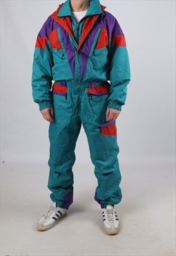 "Vintage BLIZZARD Full Ski Suit Snow Sports L 42 - 44"" (AEB)"