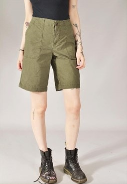 Vintage Dockers Chino Shorts Forest Green